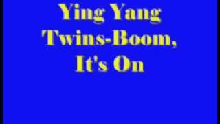 Ying Yang Twins- What