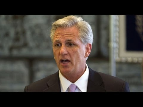 Can Kevin McCarthy Lead The House GOP?