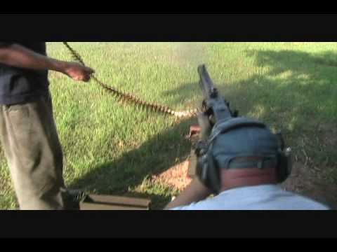 German MG42 8mm full auto belt fed