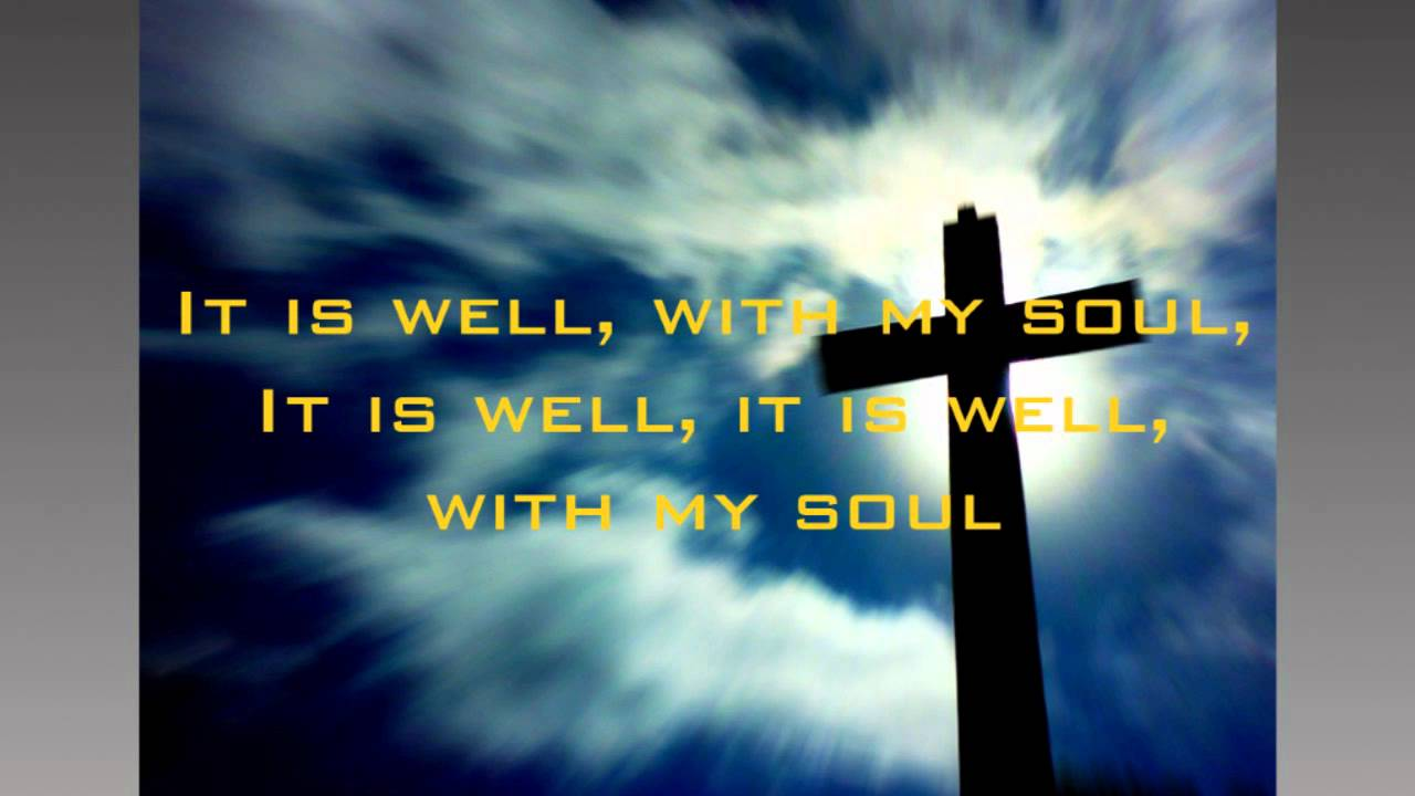Hillsong it is well with my soul youtube hillsong it is well with my soul stopboris Images