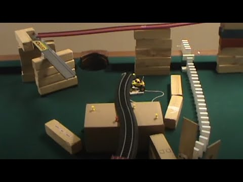 Rube Goldberg Machine | Know Your Meme