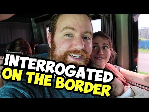 I WAS INTERROGATED ON THE BORDER. FROM RUSSIA TO GEORGIA BY BUS.