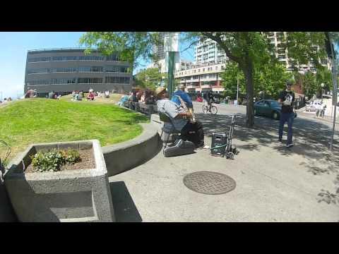 Pike Place Market, Seattle Washington, June 2, 2014