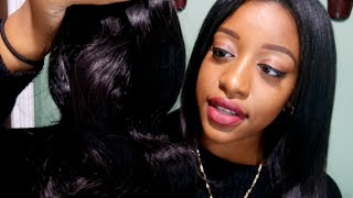 AliExpress: Baisi Hair Company First Impression/Review!