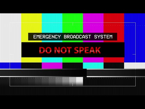 """Scary EAS Stories """"New Emergency Alert System Message"""" Part 1Creepypasta Reading"""