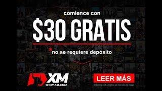 Como abrir una Cuenta Real en el Broker XM con $30 GRATIS !!
