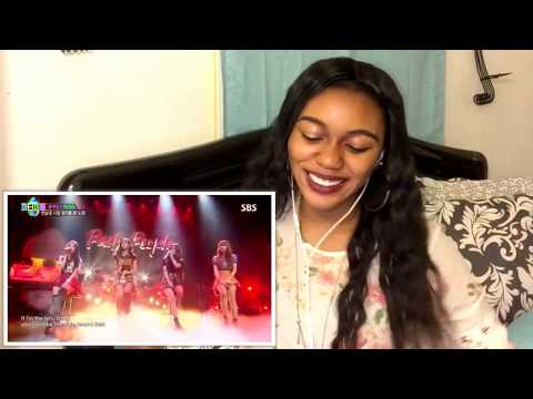 BLACKPINK - 'SURE THING (Miguel)' COVER 0812 SBS PARTY PEOPLE {REACTION!}