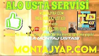 "Mobilya Montaji Ustasi ""05387865518"" Uzman Usta Mobilya Montaj www.aloustaservisi.com"