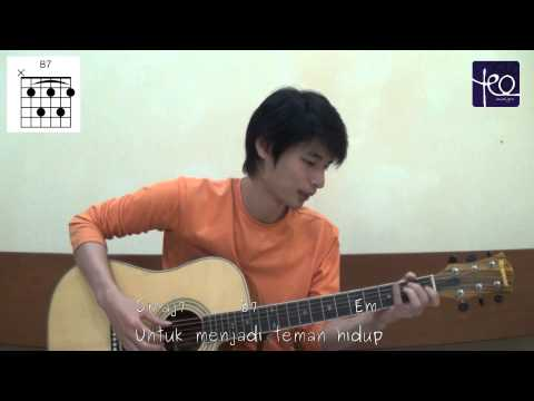 Akustik Gitar - Belajar Lagu (Sempurnalah Cinta - OST Mimpi Sejuta Dolar)