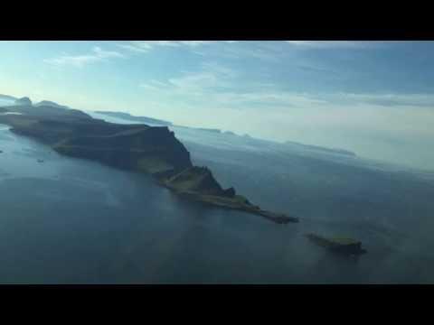 Føroyar - The Faroe Islands - by air and Frændur