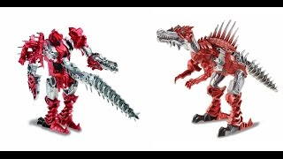 Tail Whip Scorn - Transformers Age of Extinction Power Attackers