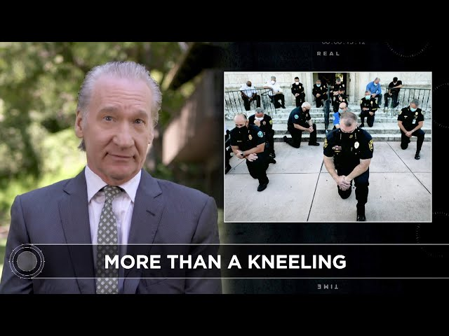 New Rule: The Blue Wall of Silence | Real Time with Bill Maher (HBO) - Real Time with Bill Maher