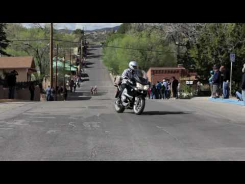 Tour of the Gila 2010, Criterium in Downtown Silver City, NM