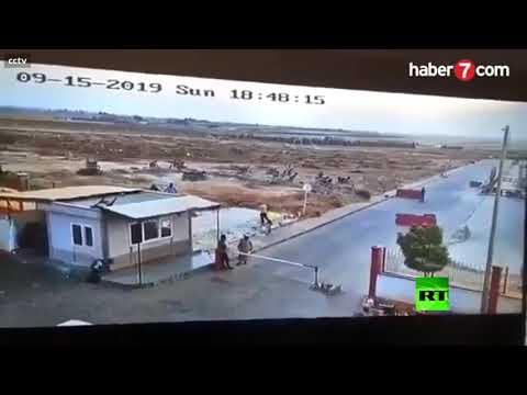 لحظة انفجار مفخخة في بلدة الراعي شمال سوريا  - نشر قبل 20 دقيقة
