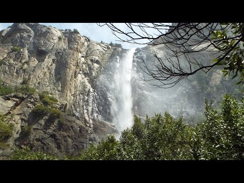 Yosemite National Park California 4K Video