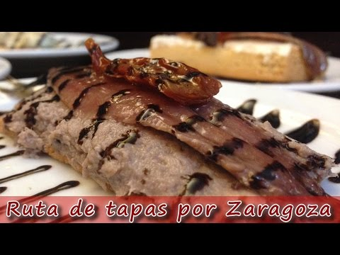 Los mejores bares de tapas de Zaragoza