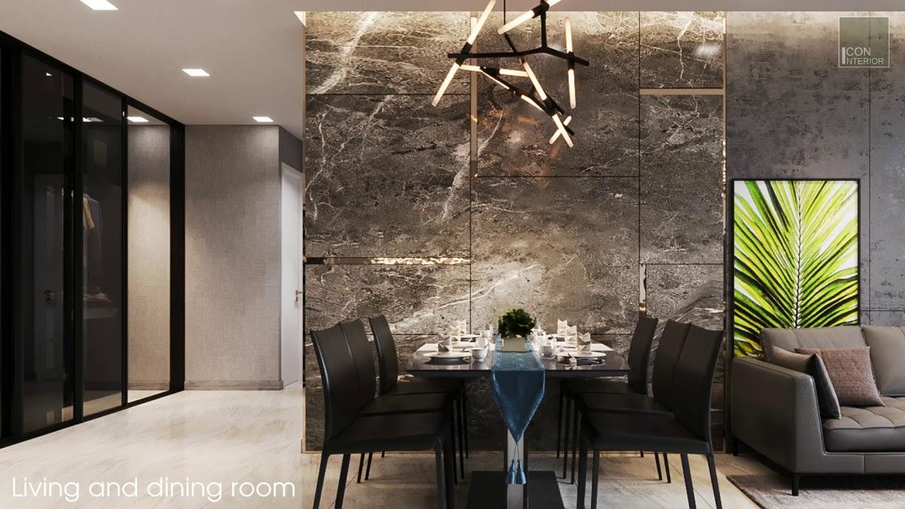 Thiết kế nội thất căn hộ Vinhomes Golden River – Tòa Aqua 4