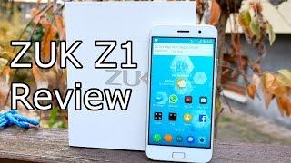 Lenovo ZUK Z1 (Cyanogen OS) - Full Review ! [4K]