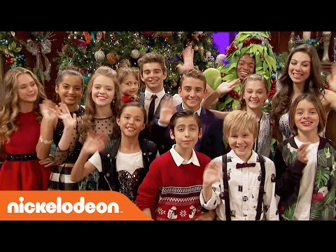 Nickelodeon Christmas Specials.Ho Ho Holiday Special Behind The Scenes Nick Youtube