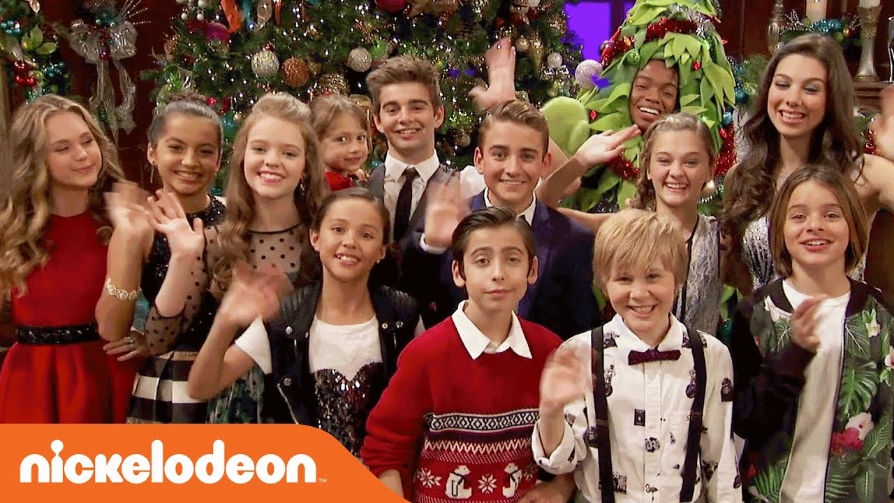 Ho Ho Holiday Special | Behind the Scenes | Nick - YouTube