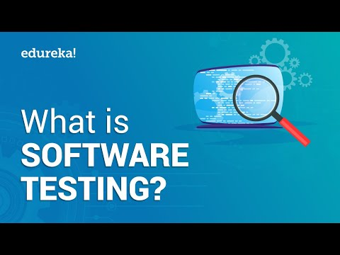 what-is-software-testing-|-software-testing-tutorial-for-beginners-|-edureka