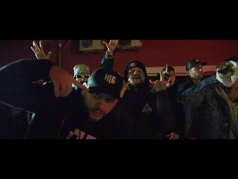 H16 - Zlom väz feat. ADAM2K52, Dokkeytino, Radikal Chef, SAK10Denz, Pridenyyy  Official Video 