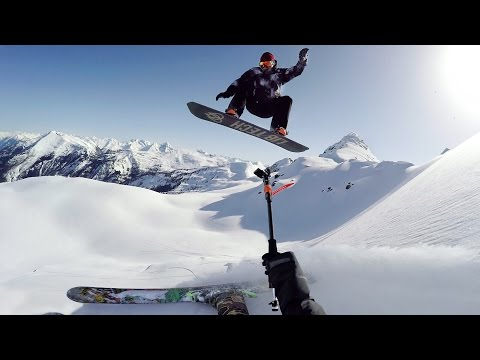 GoPro: Getting The Shot with Travis Rice