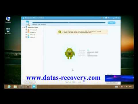 [Samsung Video Recovery]How To Recovery Delete/lost Video From Samsung Galaxy S3/4
