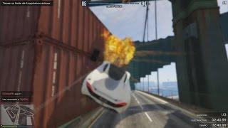 GTA 5 ONLINE - CARRERA DE LA RISA!! - CARRERA GTA 5 ONLINE
