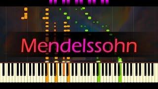 Rondo capriccioso, Op. 14 // MENDELSSOHN