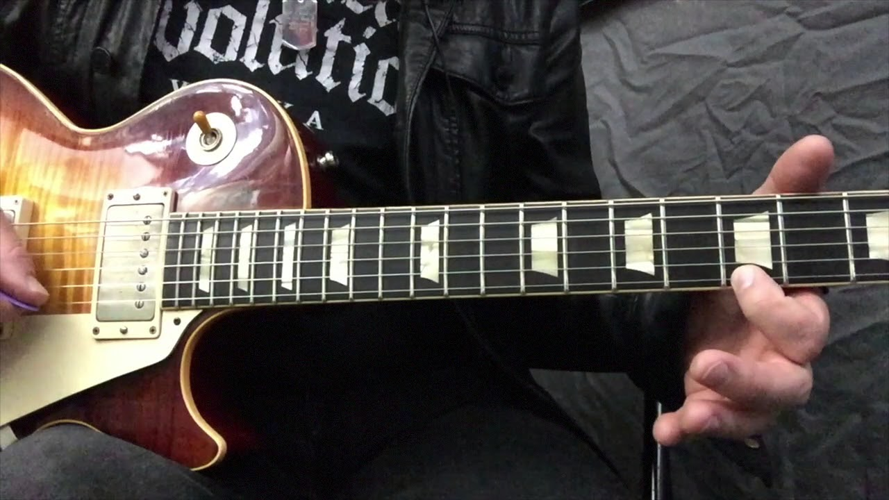 Matts guitar lick of the, sabrina marie bare boobs pussy
