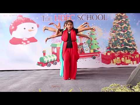 Fun Christmas Carnival @The HDFC School, Pune