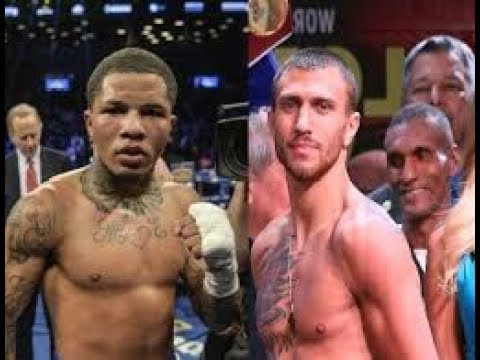 Gervonta Davis Reaction To Lomachenko vs Linares - esnews boxing
