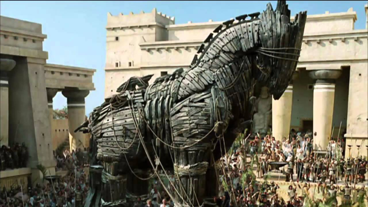 Secrets of the Dead - The Real Trojan Horse - YouTube