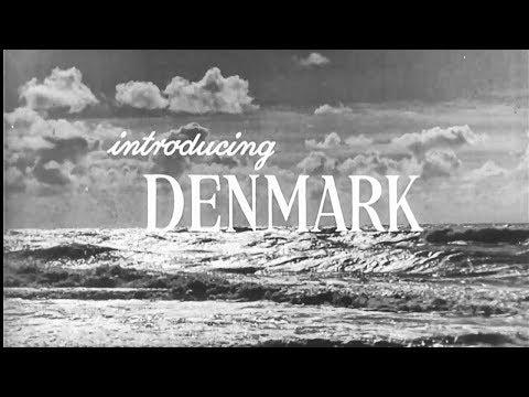 Introducing 🇩🇰Denmark [The Atlantic Community Series - NATO Documentaries, 1956]