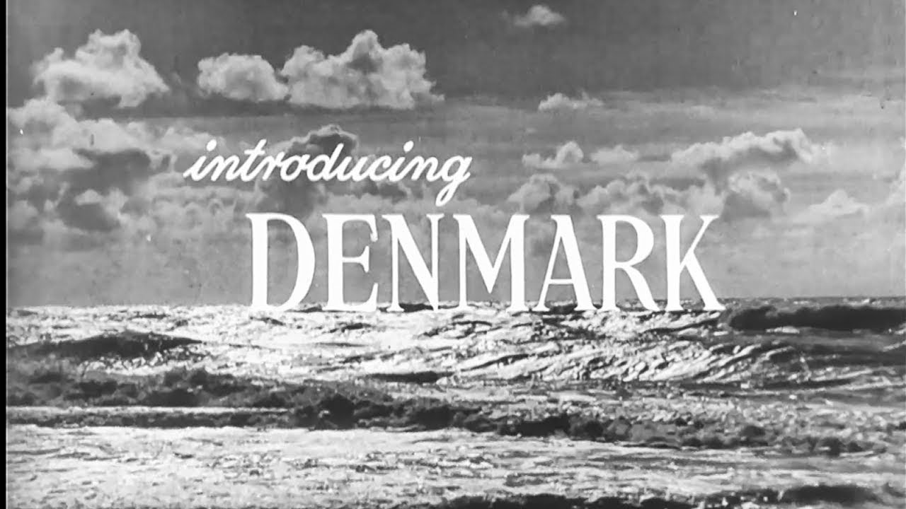 NATO - Denmark and NATO - 1949