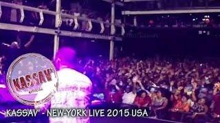 ZOUK - KASSAV' - LIVE 2015 NEW-YORK