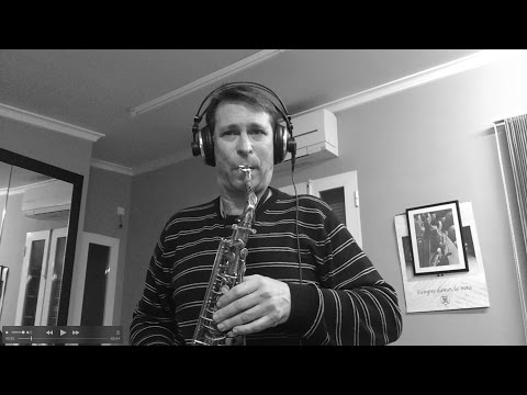 WHAT ARE YOU DOING THE REST OF YOUR LIFE (Sax Cover)