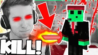 I GOT TO PLAY AS THE KILLER! - MURDER MYSTERY #3