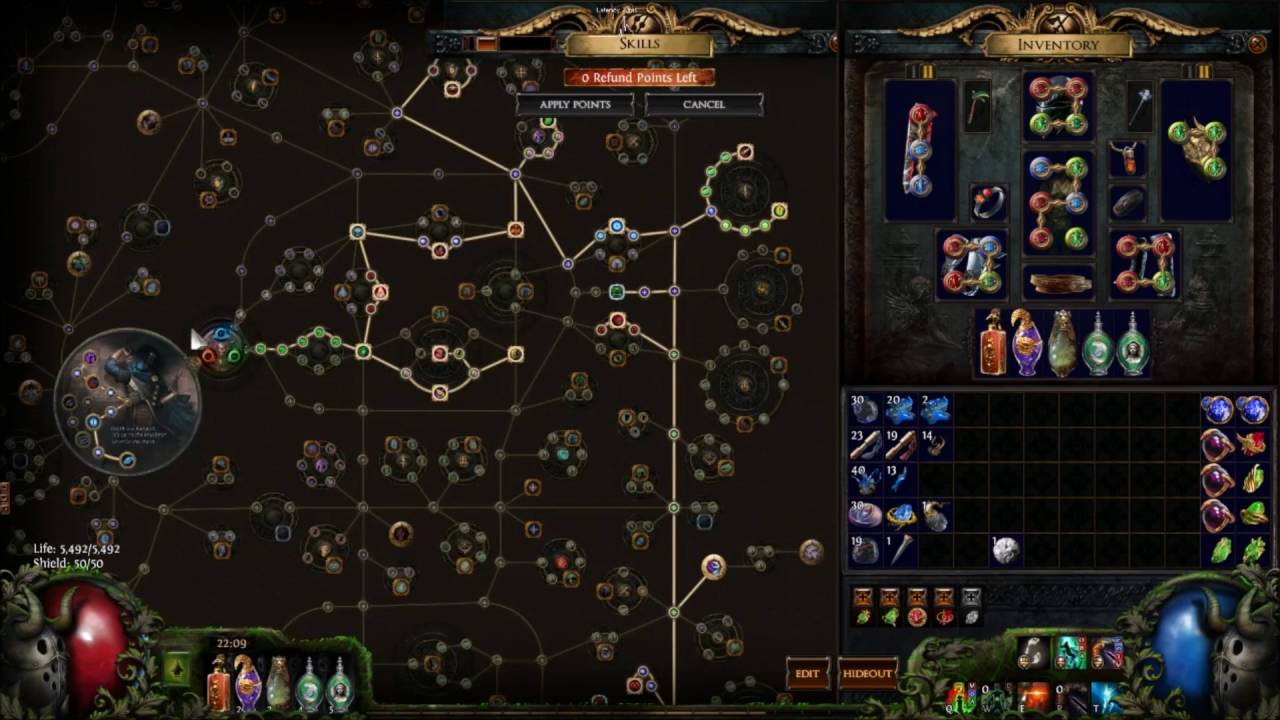 Path Of Exile Build Assassin