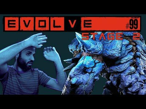 EVOLVE #99 | ES EL FIN? NUEVO MONSTRUO: BÉGIMO GLACIAL Gameplay Español