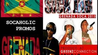 [SPICEMAS 2015] Loose Cannon - Sick Jab - Grenada Soca 2015