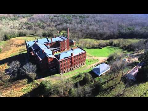 Breathtaking Drone Footage of Historic St. Francis School -- Powhatan, Virginia