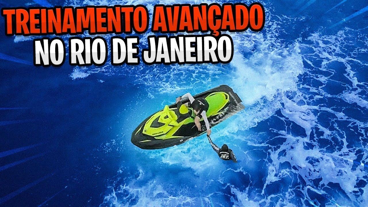 Treinamento AVANÇADO no Rio de Janeiro!
