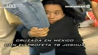 The Crusade In Mexico Mass Prayer With Prophet TB Joshua 2015. Emmanuel TV