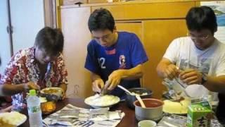 米3合カレーライス