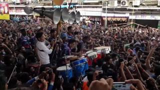 Zingat(Sairat) by Lalbaug Beats at Chinchpokli  chintamani Aagman Sohala 2016