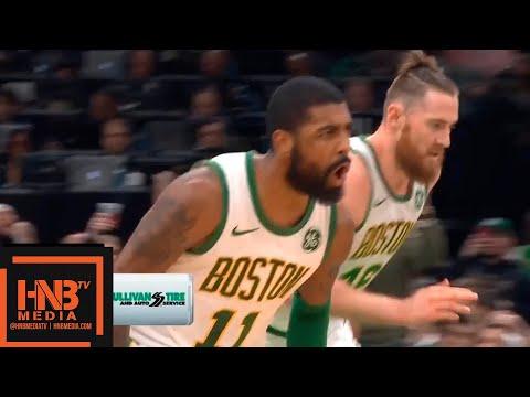 Toronto Raptors vs Boston Celtics 1st Half Highlights | 01/16/2019 NBA Season