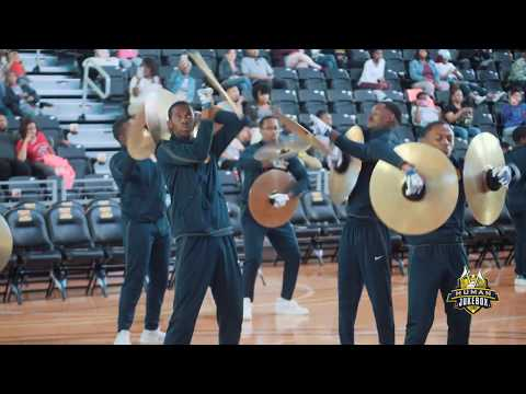 Southern University Human Jukebox 2018 @ Cumulus Media New Orleans High School BOTB