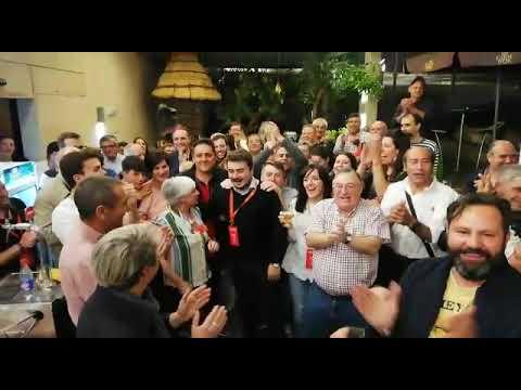 El PSOE celebra un histórico triunfo en Vilalba